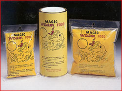 Magic Worm Food